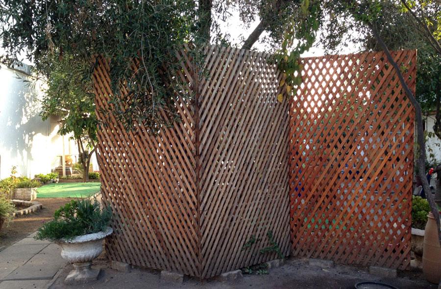 Producto a pedido: Rejilla de madera de Laurel, Raulí  y Olivillo.